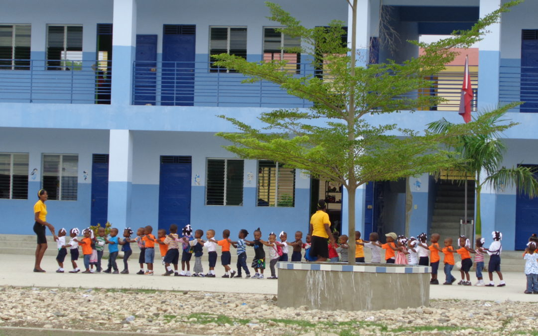 Haiti: School for Children and Health Center for Mothers