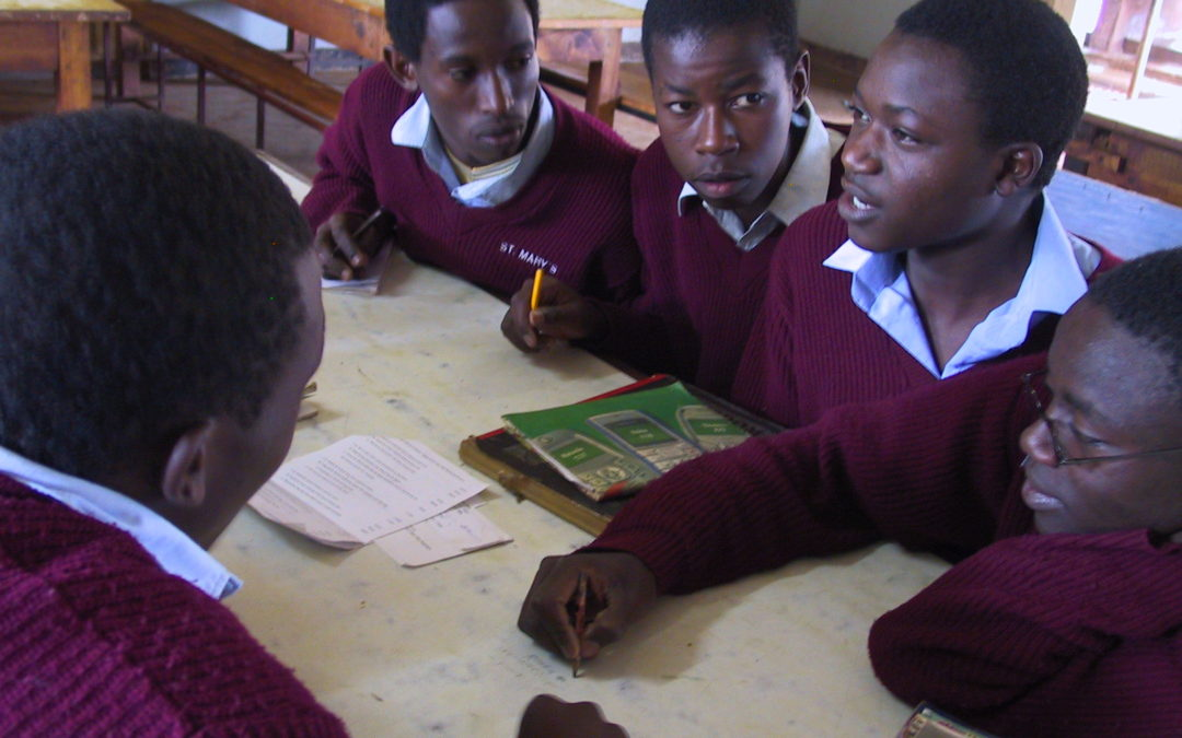 Help Kenya's Street Kids Achieve Success