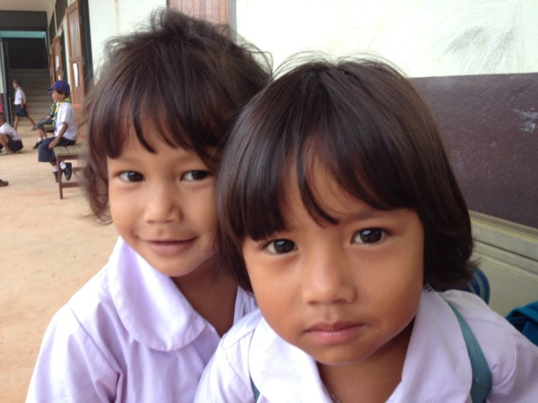 Thailand: Education for Stateless Children at the Bamboo School