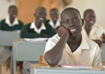 South Sudan: To build a nation, start one high school at a time