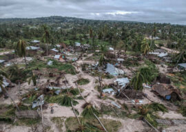 Mozambique Devastated by Cyclone Idai