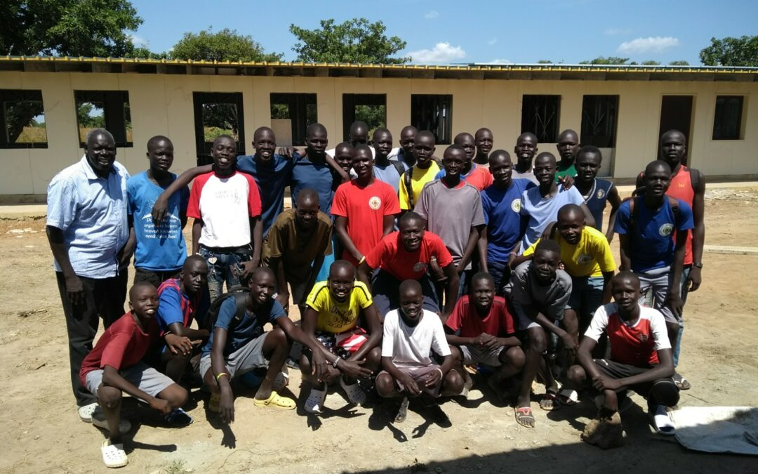 South Sudan: New Rumbek High School Nearing Completion