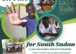 Flash Fundraiser: A New High School for South Sudan's Youth