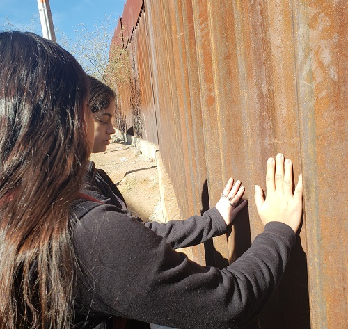 El Paso and Tucson: Examining Immigration at the Wall