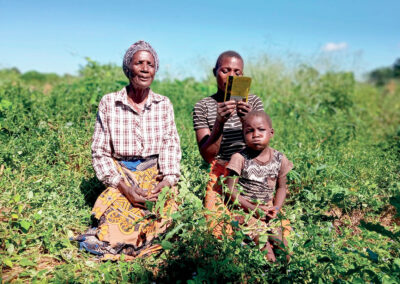 Mozambique: Azada Verde Innovates Food Provisioning Through Agro-ecology