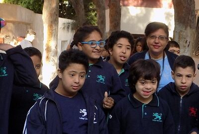 """Egypt: """"Centre de Vie"""" Empowers Autistic, Physically and Mentally Challenged Youth"""