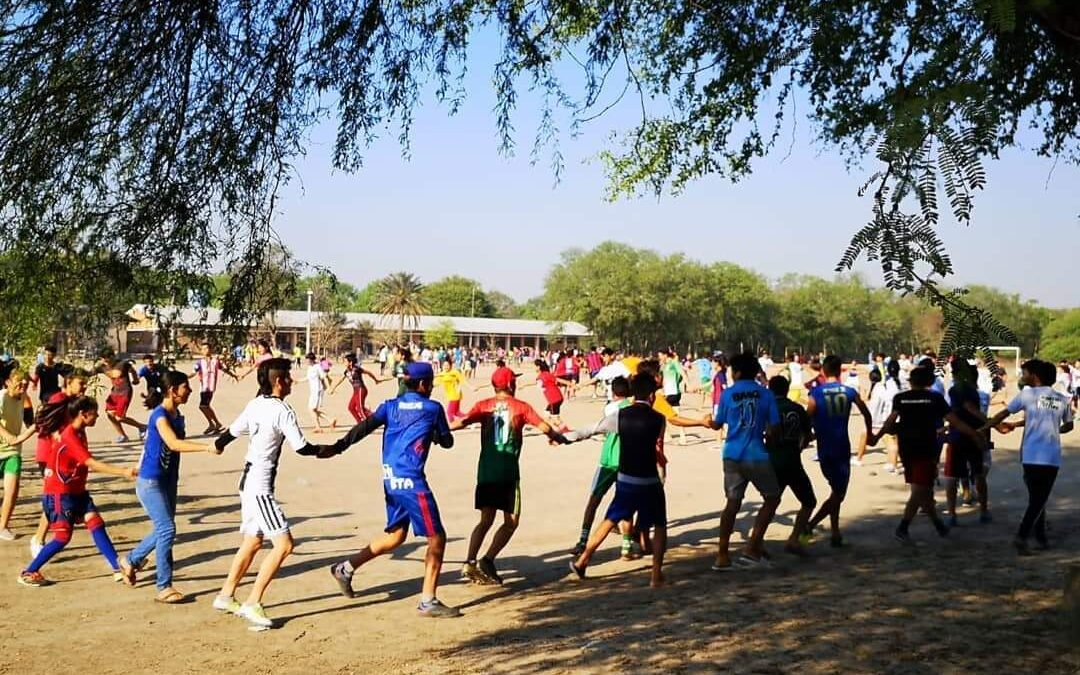 """San Isidro """"Bonanza Project"""" brings water to 300 residential students"""