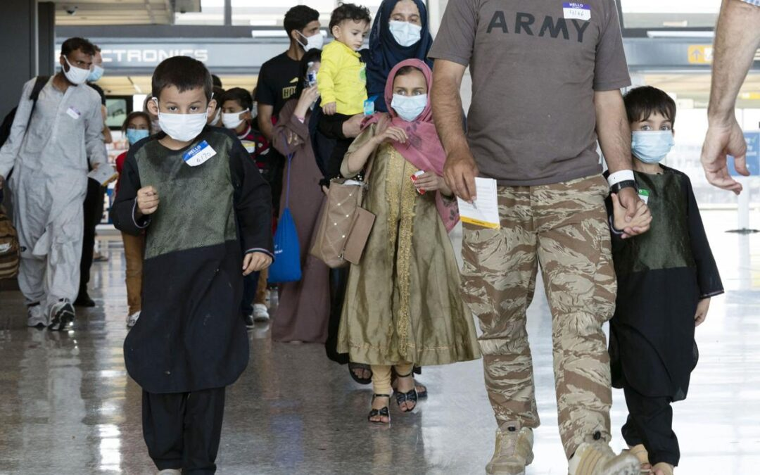 Afghanistan: Evacuees Face Relocation Challenges
